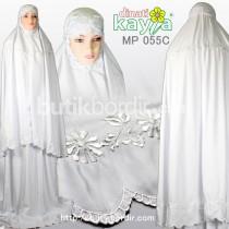 mukena-bordir-cantik-tiara-putih